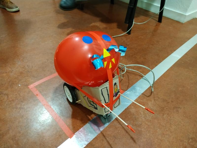 Atelier RobCom à Allaire