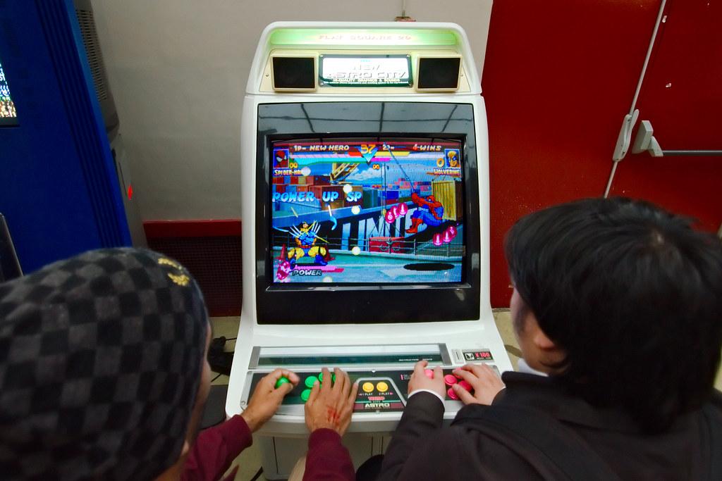 bornes d arcade